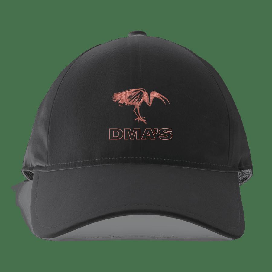Buy Online DMA'S - Ibis Black Dad Hat