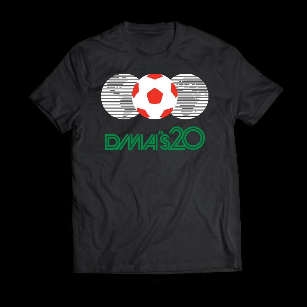 Buy Online DMA'S - DMA'S 20 Black T-Shirt