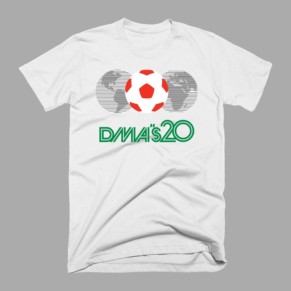 Buy Online DMA'S - DMA'S 20 White T-Shirt
