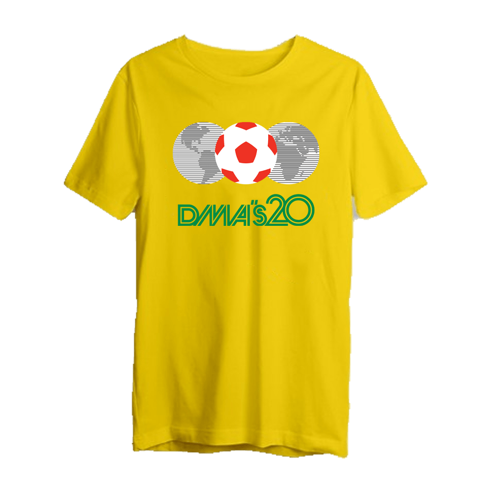 Buy Online DMA'S - DMA'S 20 Yellow T-Shirt