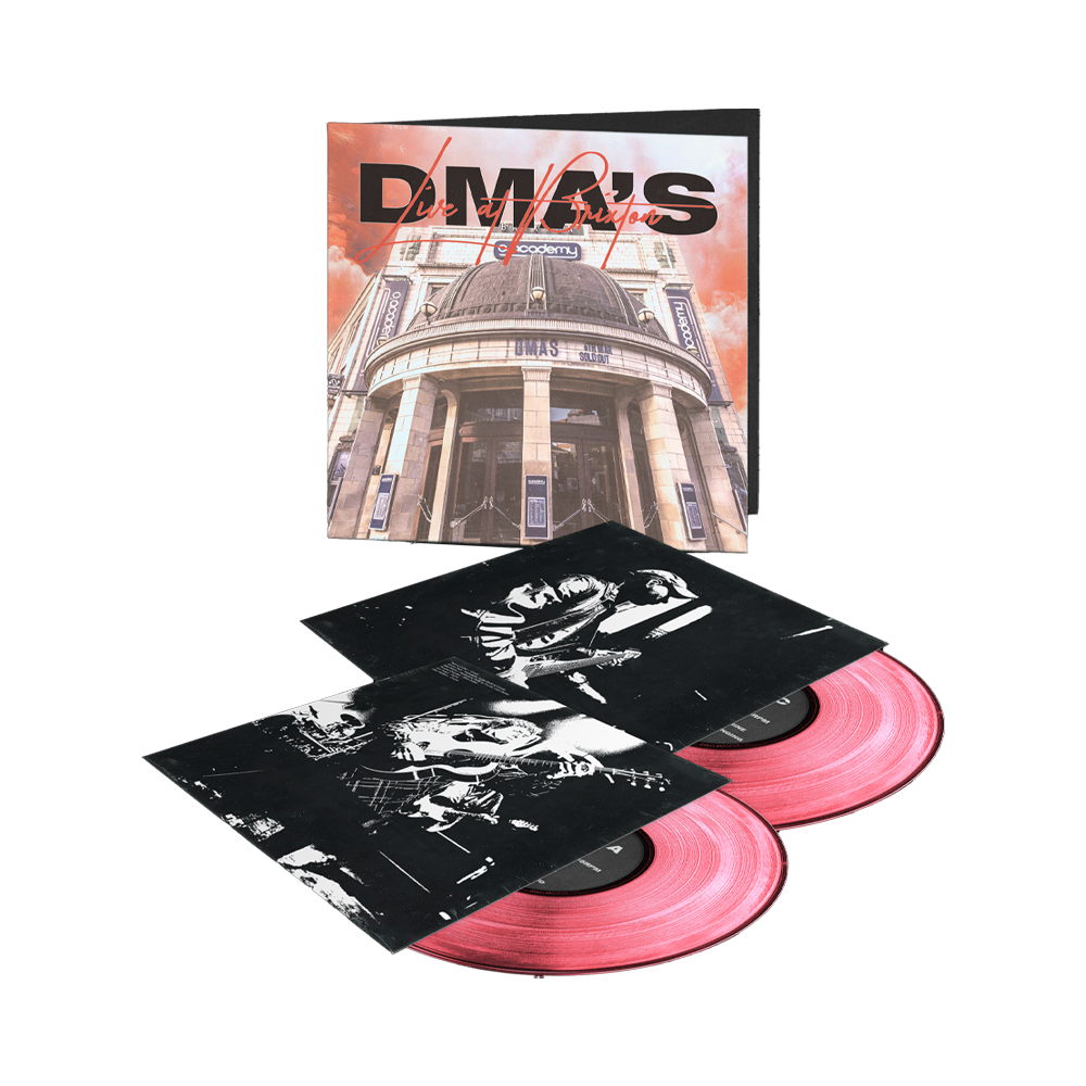 Buy Online DMA'S - Live at Brixton Smoked + Signed Setlist