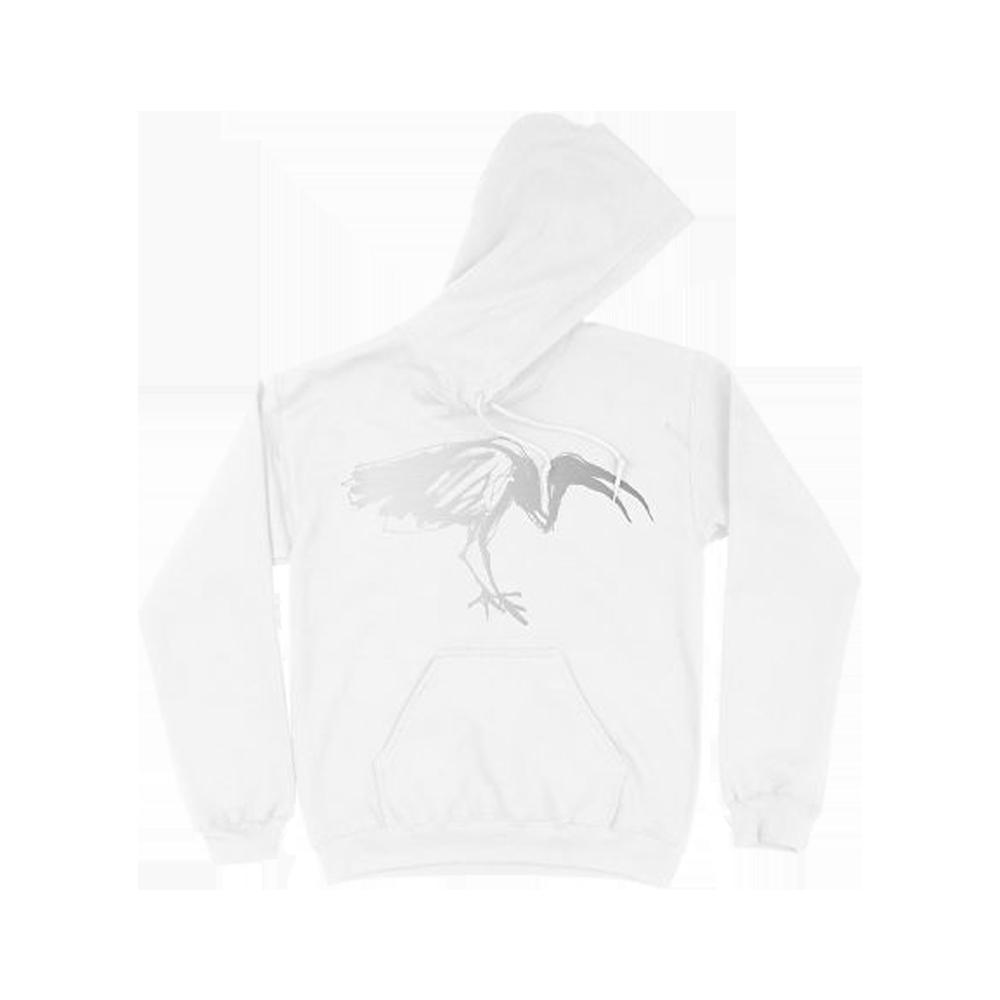Buy Online DMA'S - Ibis White Hoody