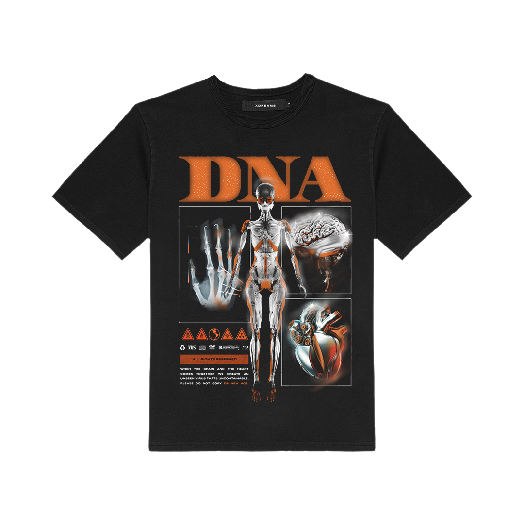 Buy Online M Huncho & Nafe Smallz - DNA T-Shirt