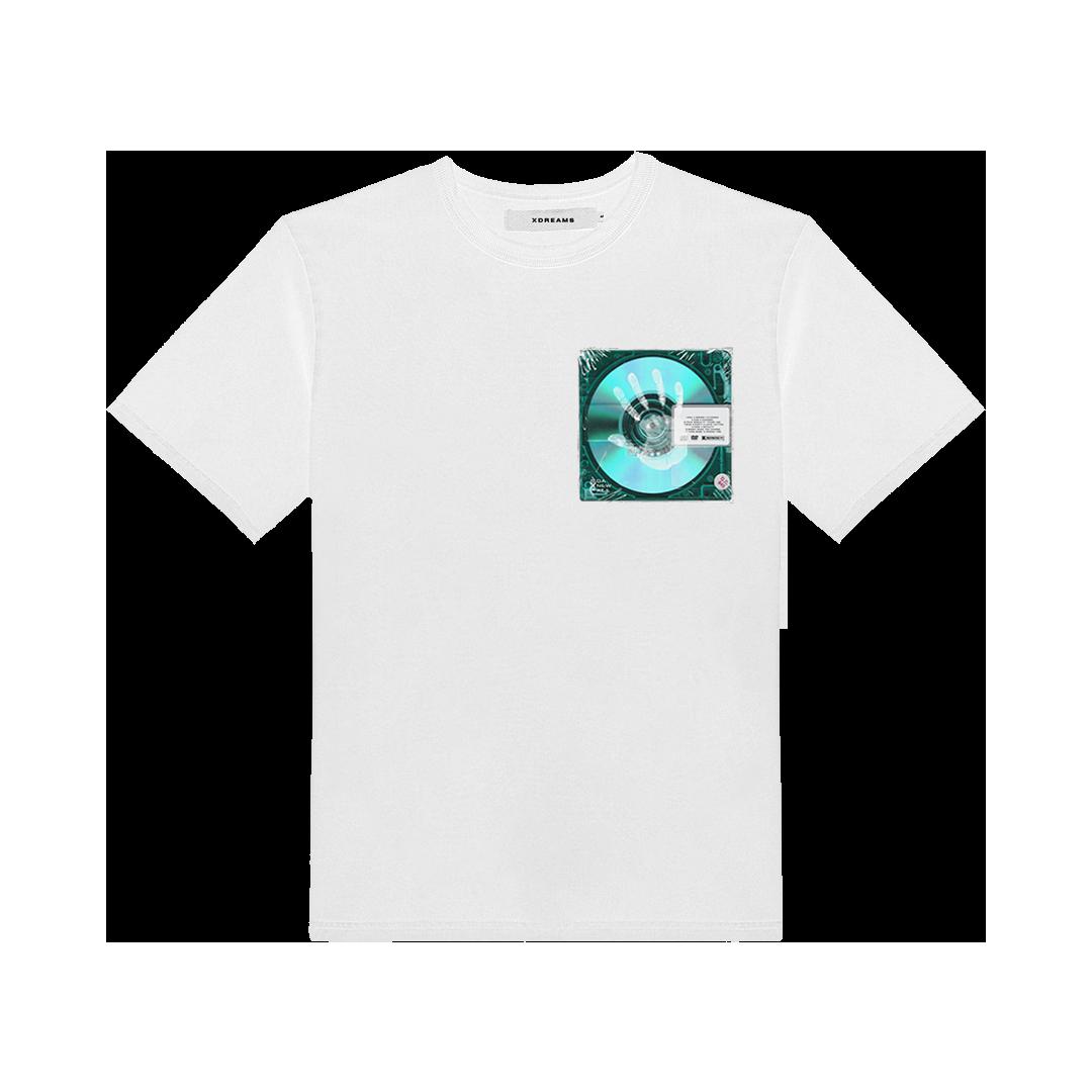 Buy Online M Huncho & Nafe Smallz - DNA Disc T-Shirt