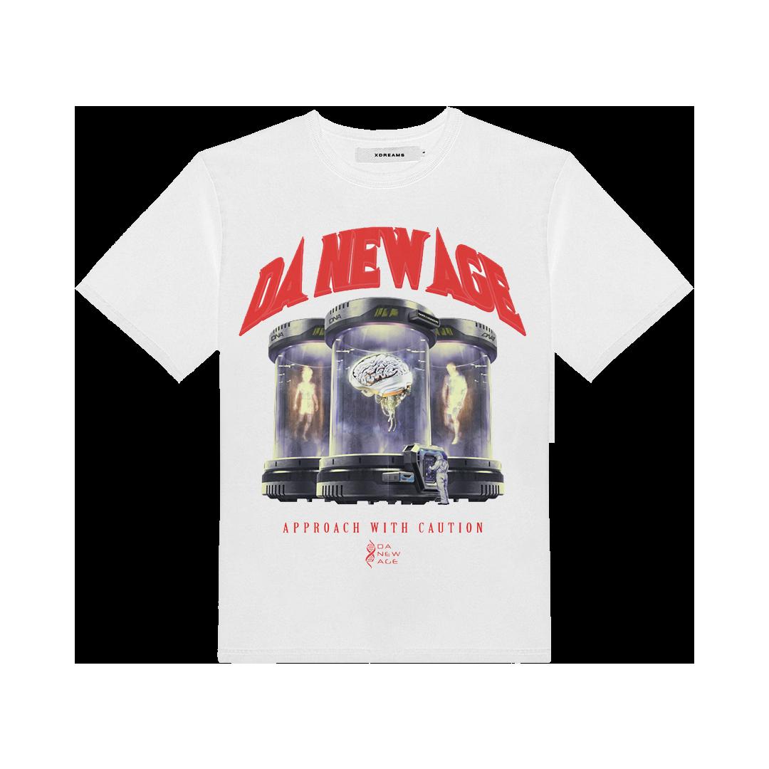 Buy Online M Huncho & Nafe Smallz - Da New Age T-Shirt