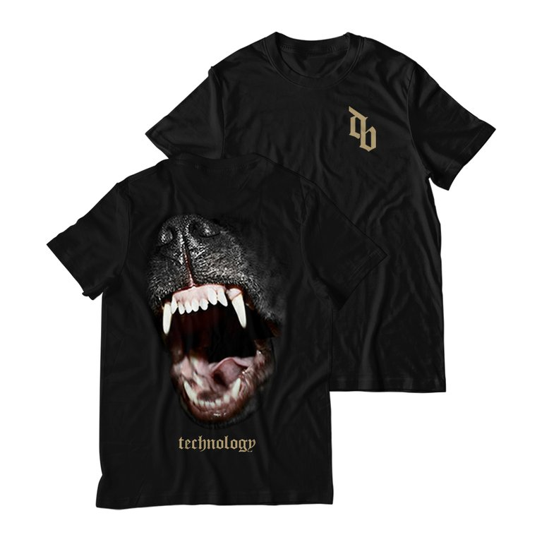 Buy Online Don Broco - Doggo T-Shirt