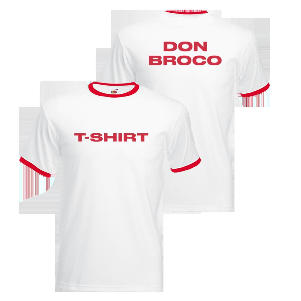 Buy Online Don Broco - T-Shirt Song Ringer T-Shirt