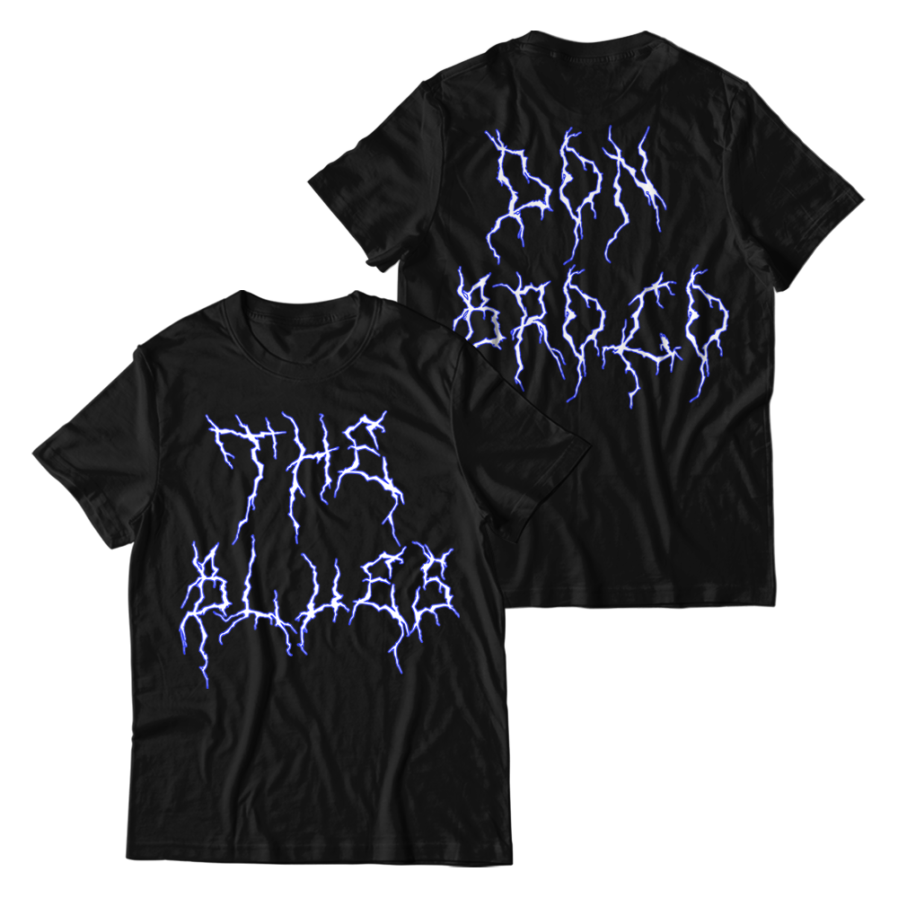Buy Online Don Broco - The Blues T-Shirt