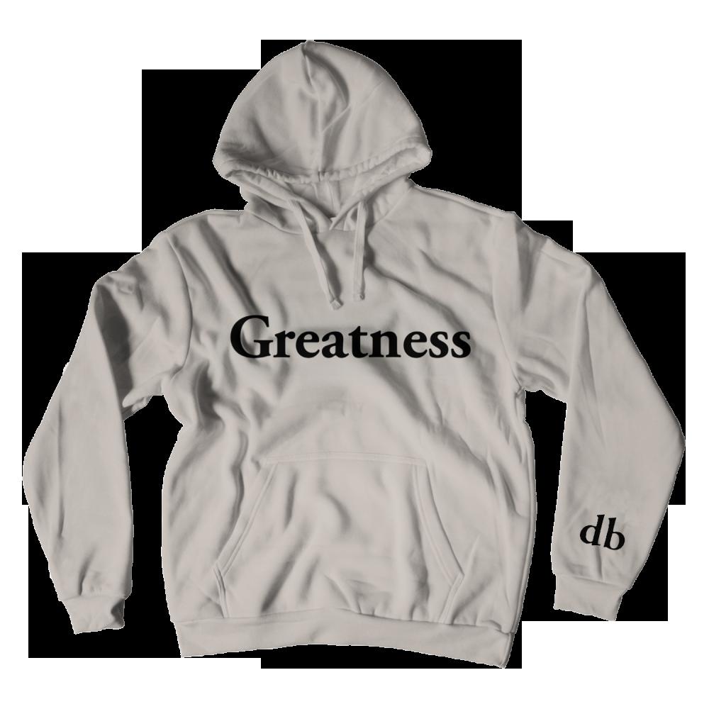 Buy Online Don Broco - Greatness Hoodie (Sand)