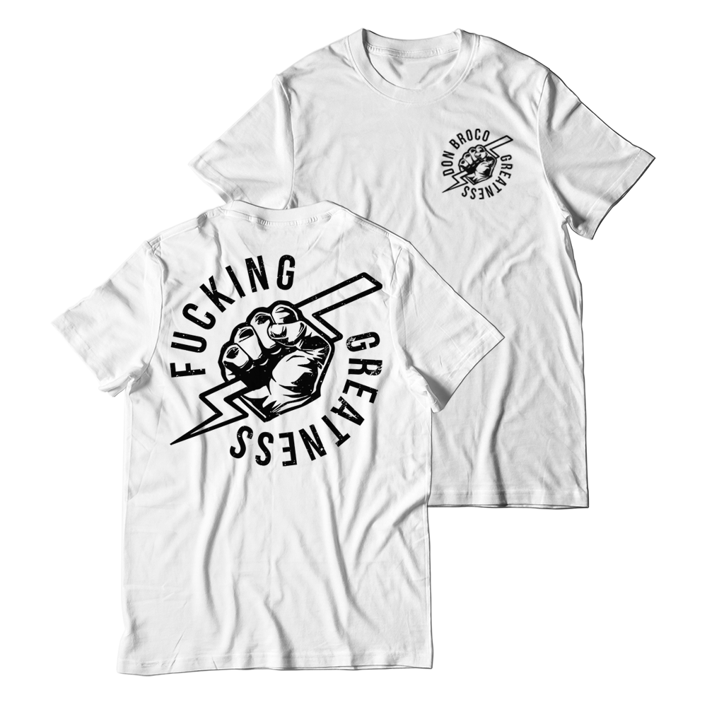 Buy Online Don Broco - Greatness T-Shirt