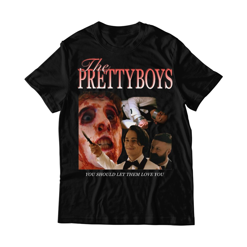 Buy Online Don Broco - The Prettyboys T-Shirt
