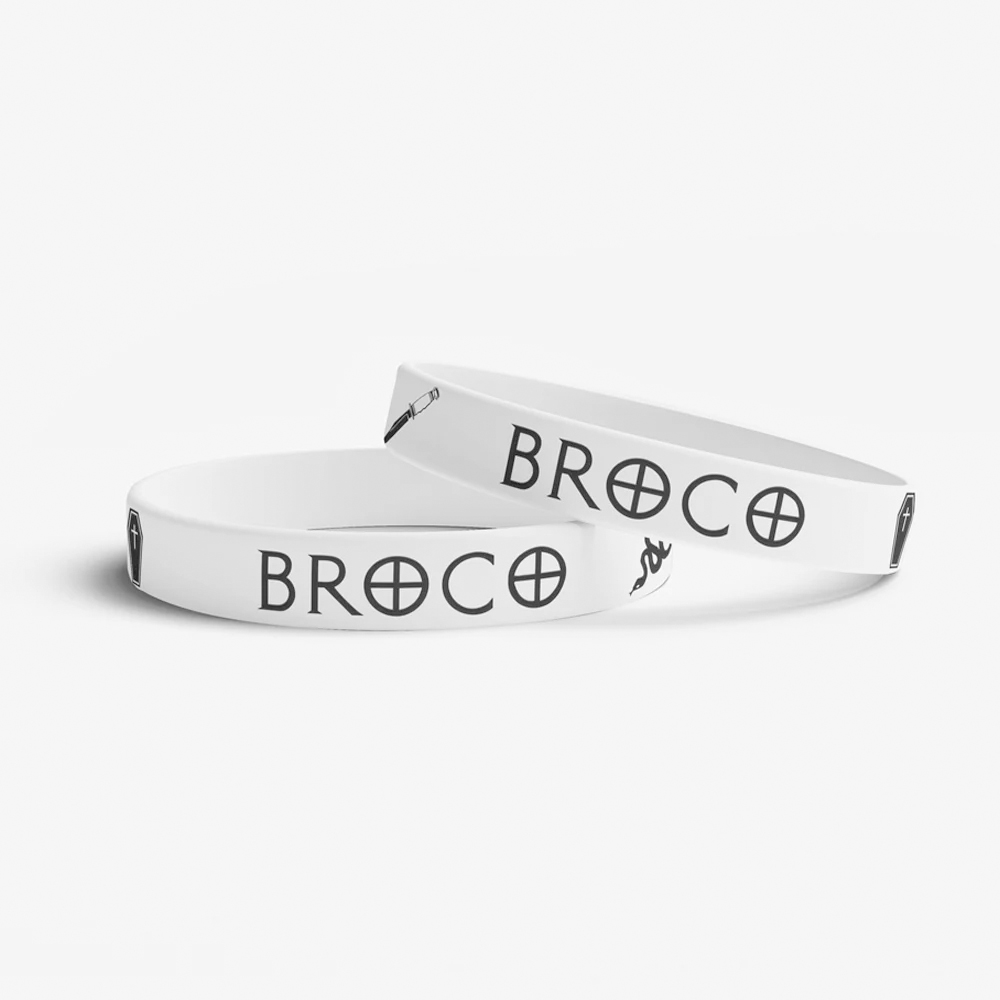 Buy Online Don Broco - Cowboy Cult Wristband