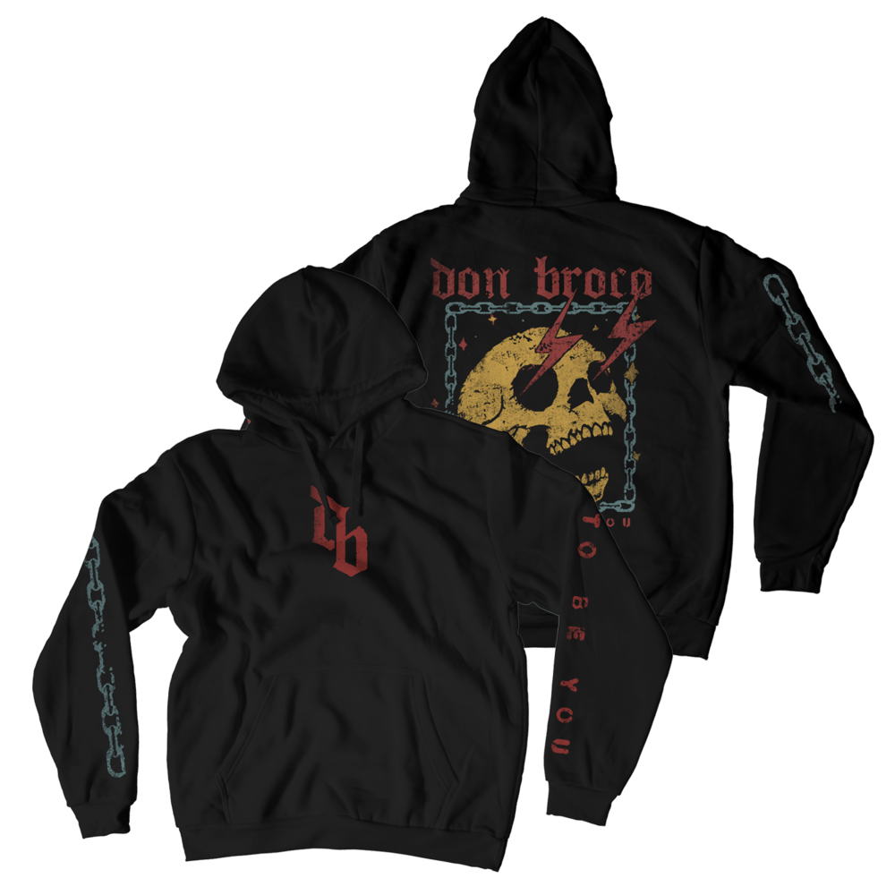 Buy Online Don Broco - Got To Be You Hoodie