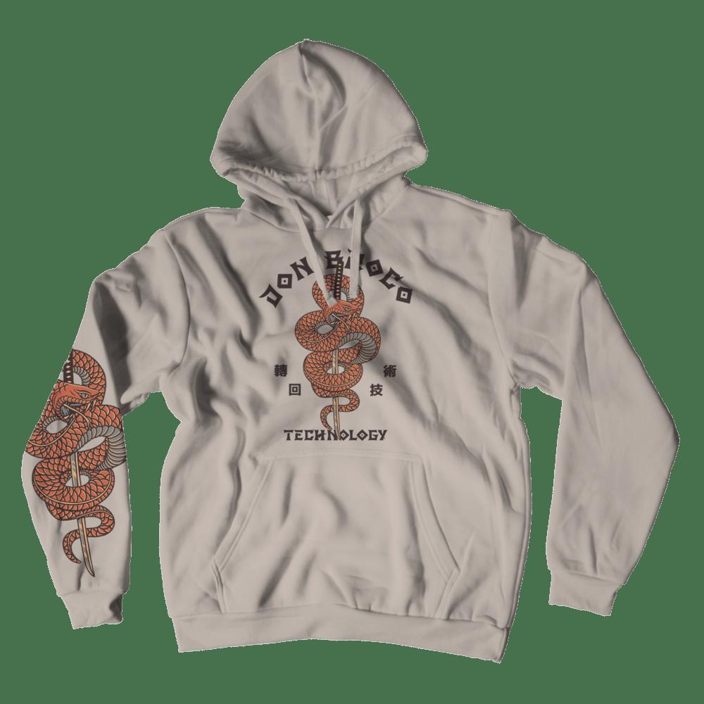 Buy Online Don Broco - Serpent Hoodie