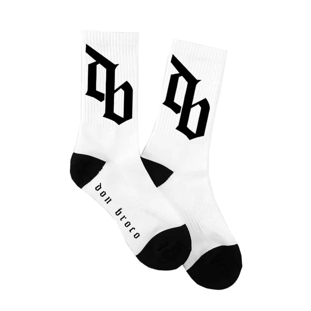 Buy Online Don Broco - DB Socks