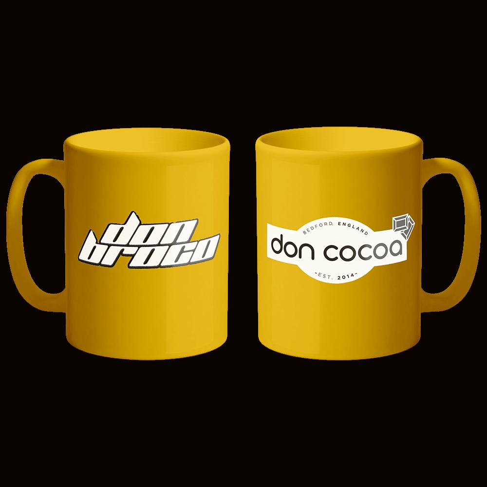 Buy Online Don Cocoa - Don Cocoa Caramel Crunch Mug