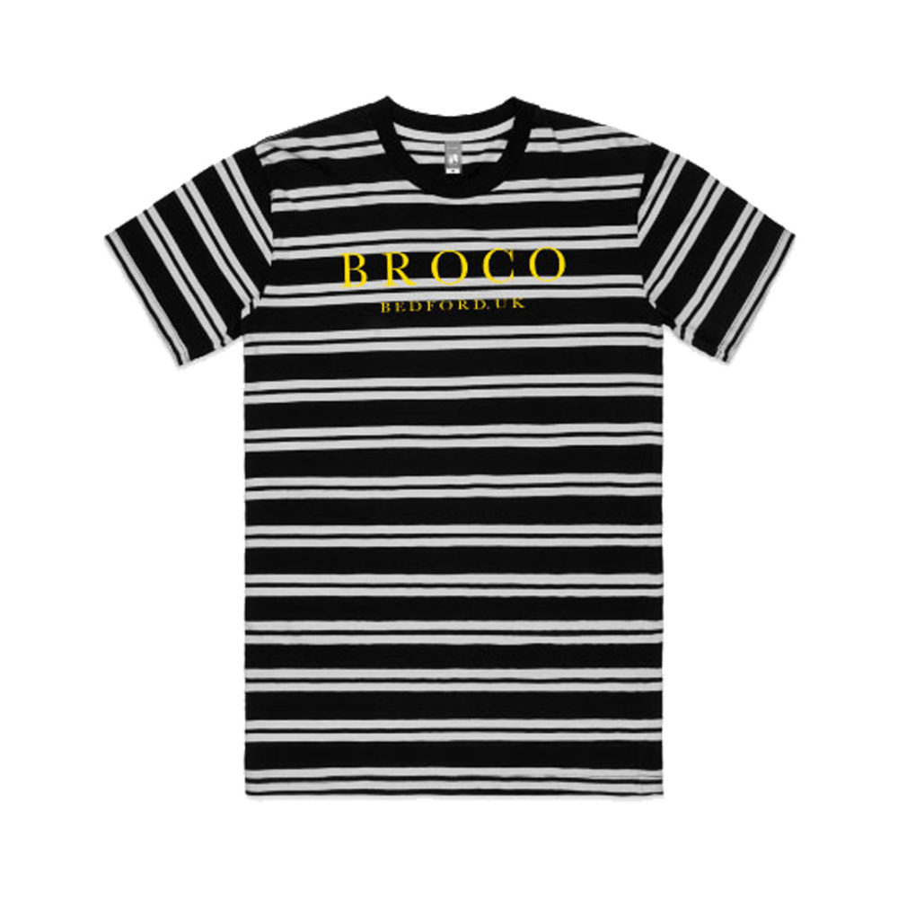 Buy Online Don Broco - BROCO Embroidered T-Shirt