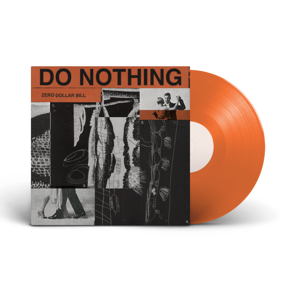 Buy Online Do Nothing - Zero Dollar Bill EP Vinyl