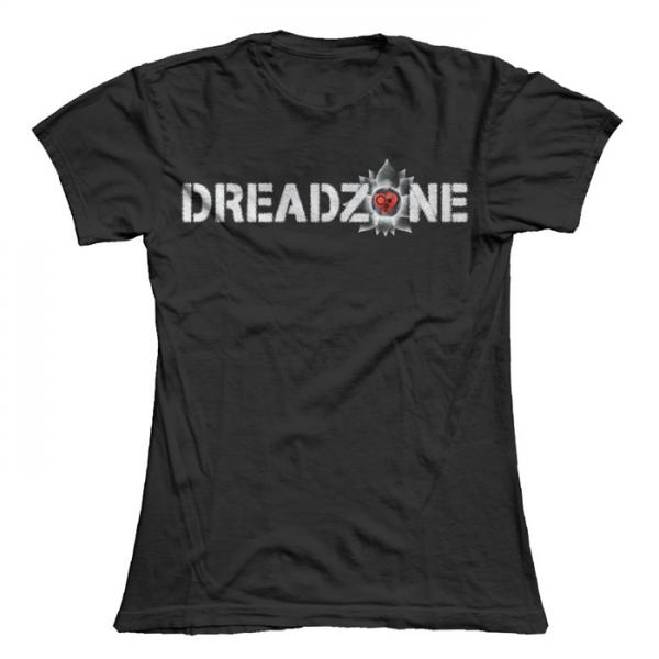 Buy Online Dreadzone - Ladies Black T-Shirt