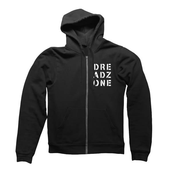 Buy Online Dreadzone - Heart Hoody