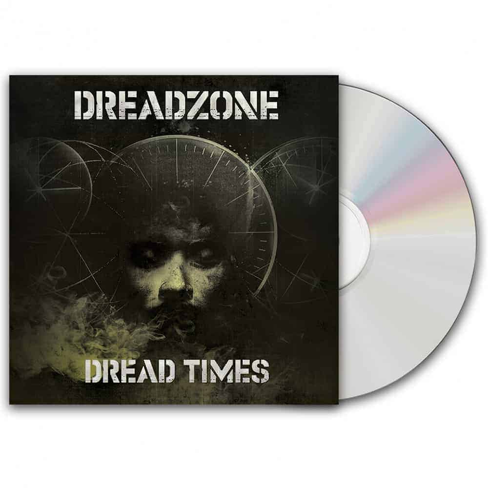 Dread Times CD Album (Signed)