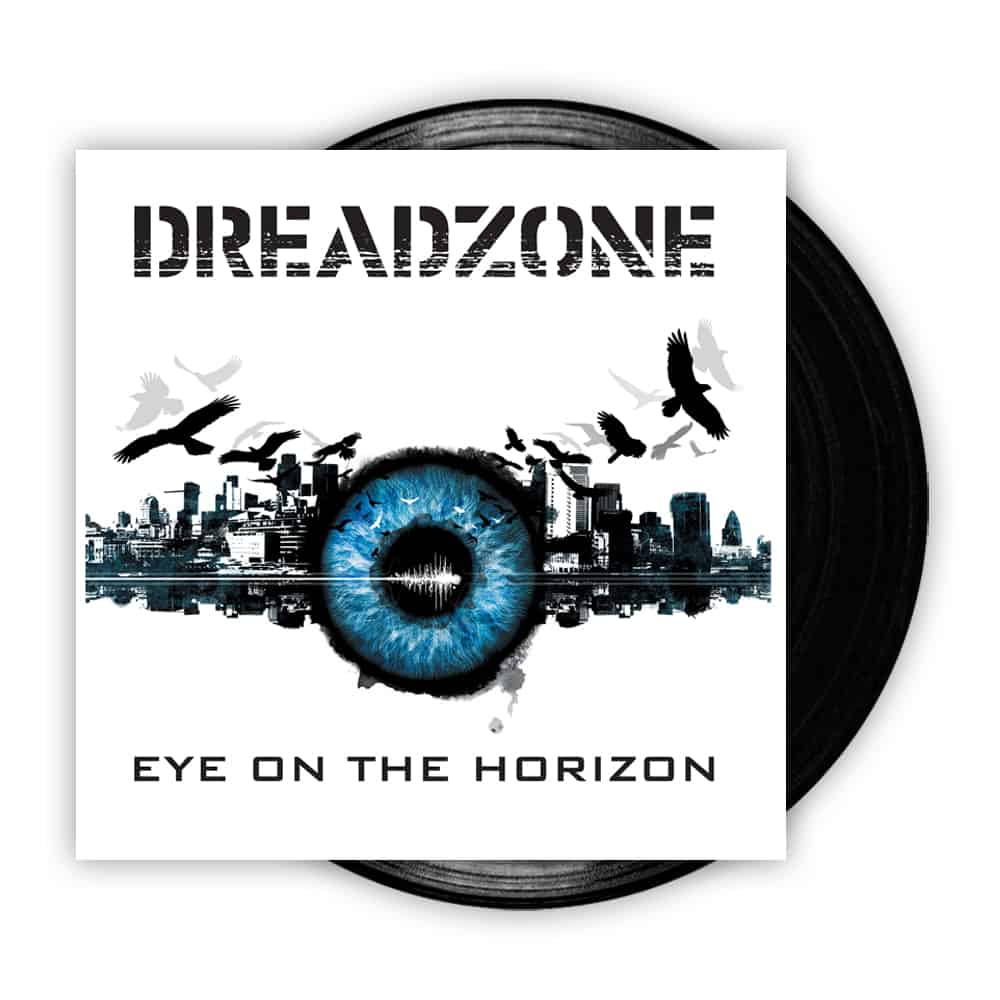 Buy Online Dreadzone - Eye On The Horizon Black Vinyl LP