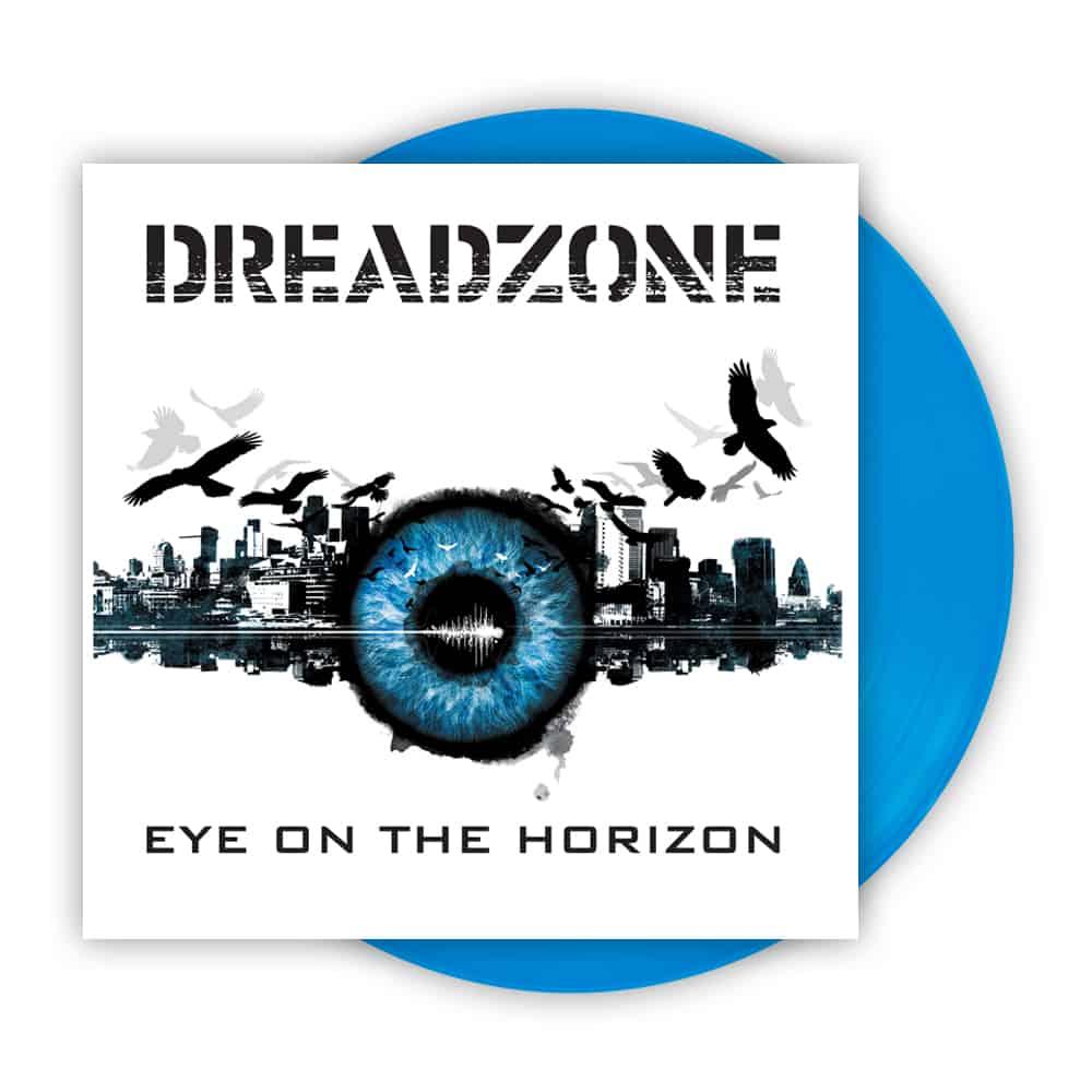 Buy Online Dreadzone - Eye On The Horizon Turquoise Vinyl LP