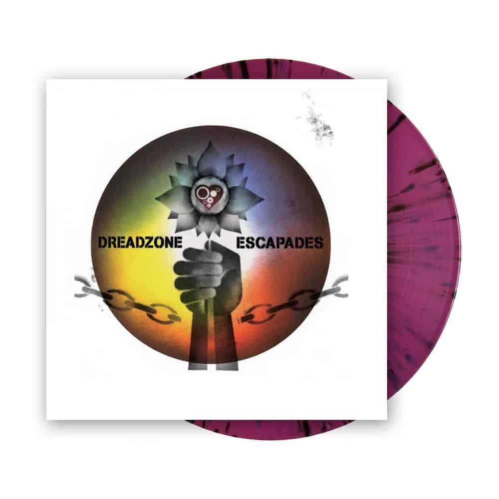 Buy Online Dreadzone - Escapades Purple Splatter