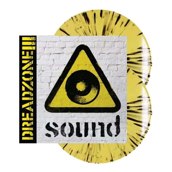 Buy Online Dreadzone - Sound Yellow Splatter