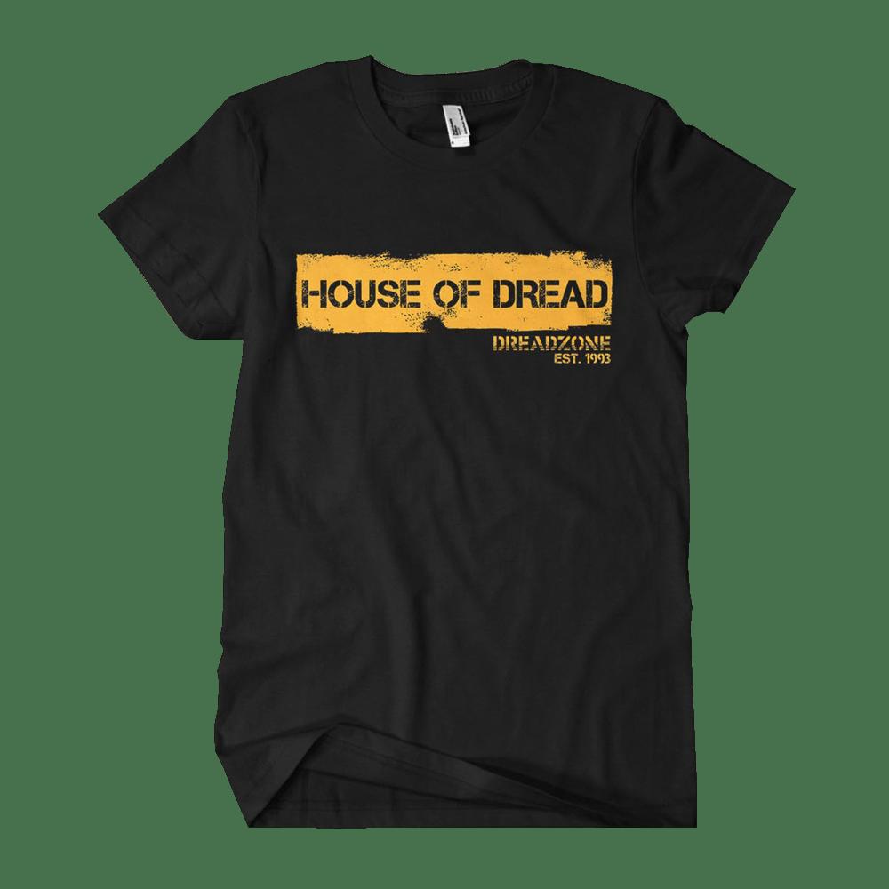 Buy Online Dreadzone - House Of Dread Est 1993 T-Shirt