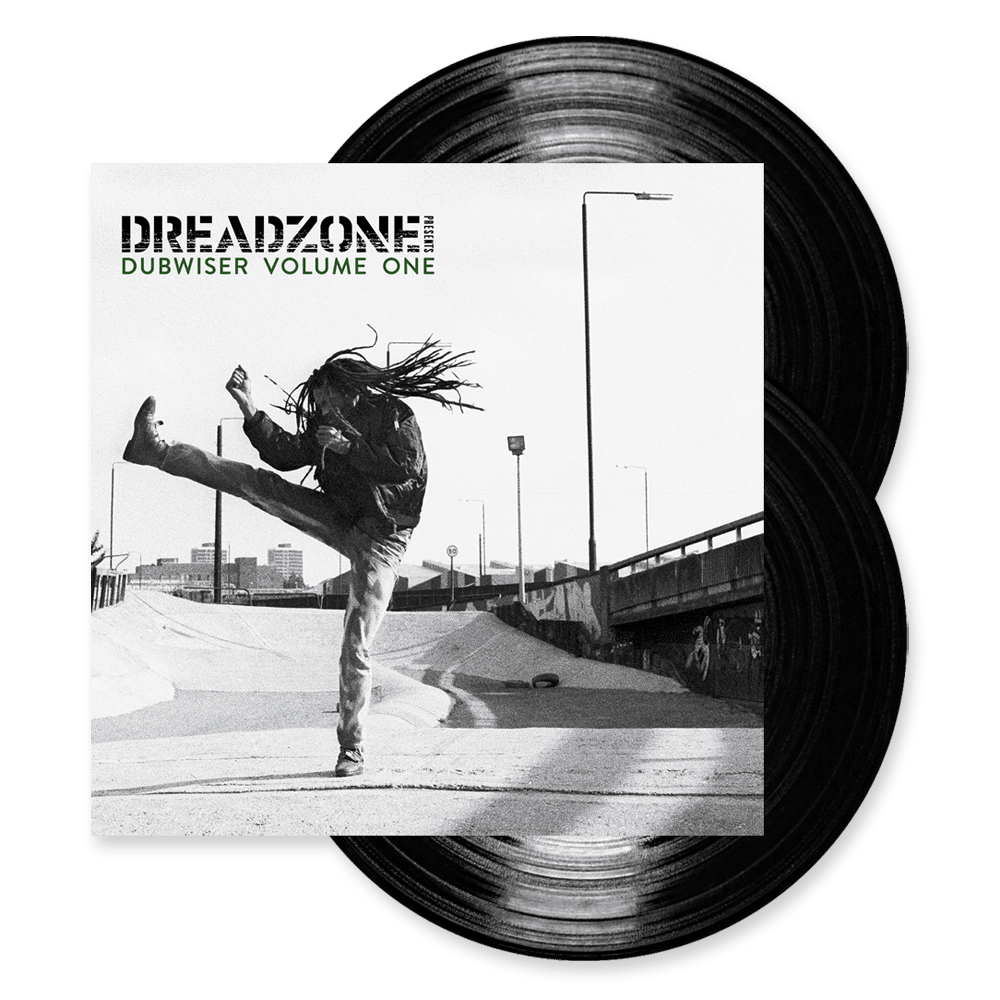 Buy Online Dreadzone - Dreadzone Presents Dubwiser Vol. One Black