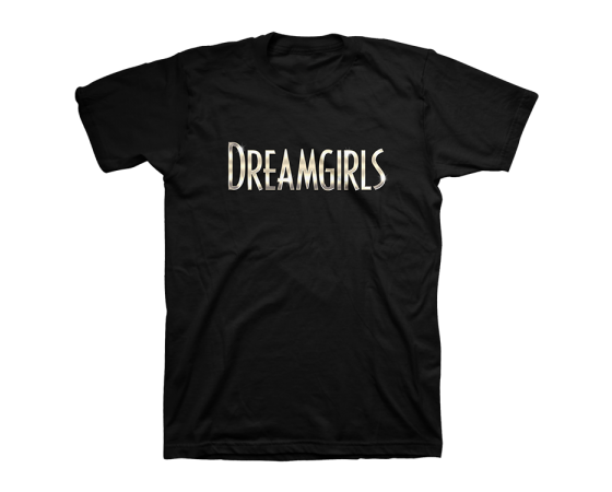 Buy Online Dream Girls West End - Unisex Logo T-Shirt
