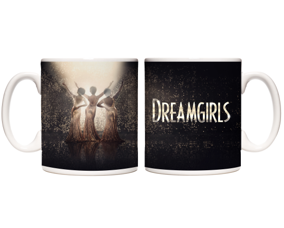 Buy Online Dream Girls West End - Logo Mug