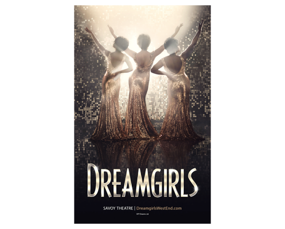 Buy Online Dream Girls West End - Dreamgirls Folio