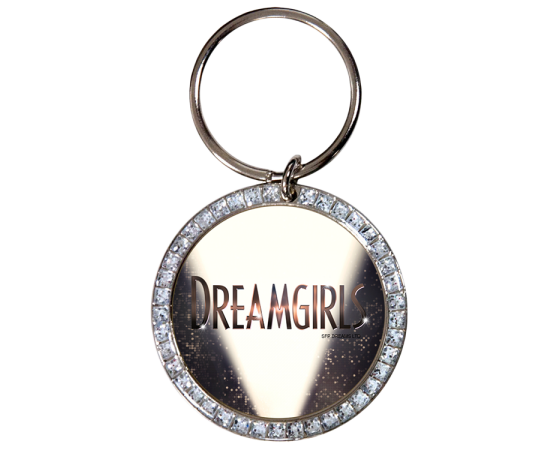 Buy Online Dream Girls West End - Logo Keychain