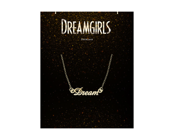 Buy Online Dream Girls West End - Dream Necklace