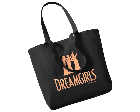 Buy Online Dream Girls West End - Logo Tote