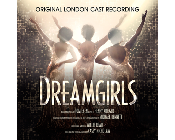 Buy Online Dream Girls West End - Dreamgirls (Original London Cast Recording)