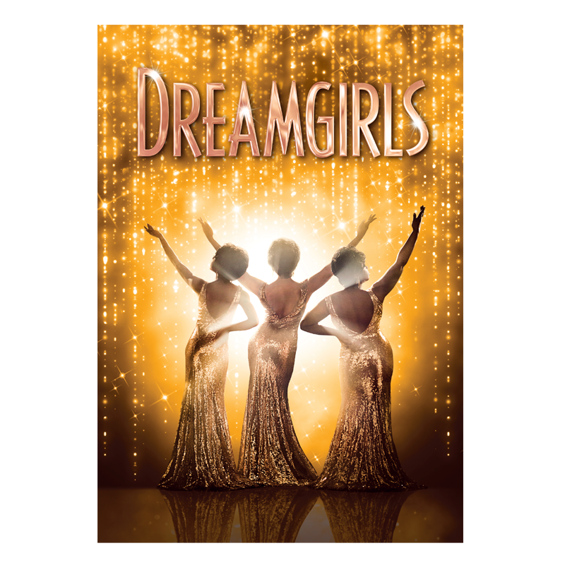 Buy Online Dream Girls West End - Souvenir Brochure