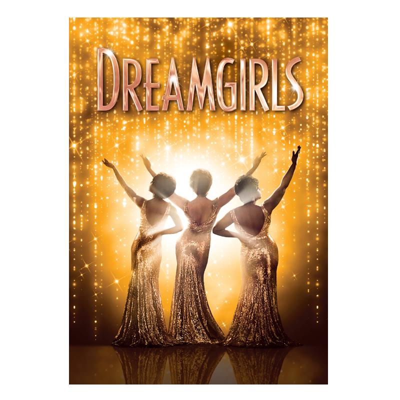Buy Online Dream Girls West End - Souvenir Brochure