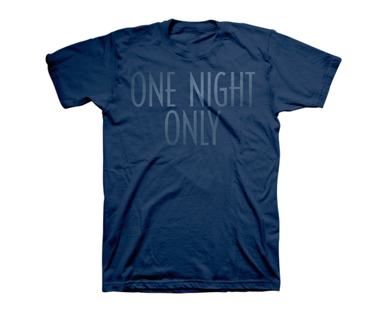 Buy Online Dreamgirls West End - One Night Only Tee