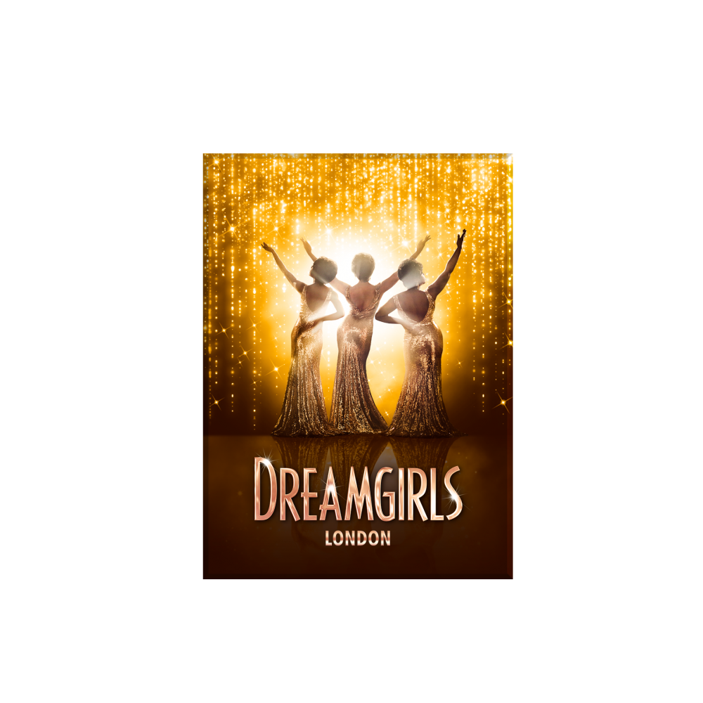 Buy Online Dreamgirls West End - Magnet