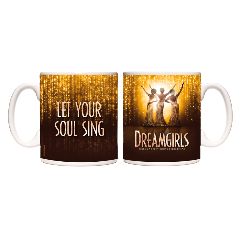 Buy Online Dreamgirls West End - Mug