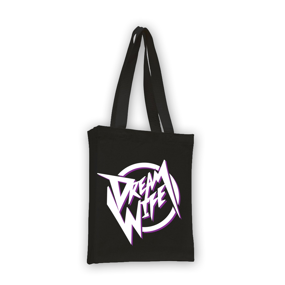 Buy Online Dream Wife - Black Tote Bag