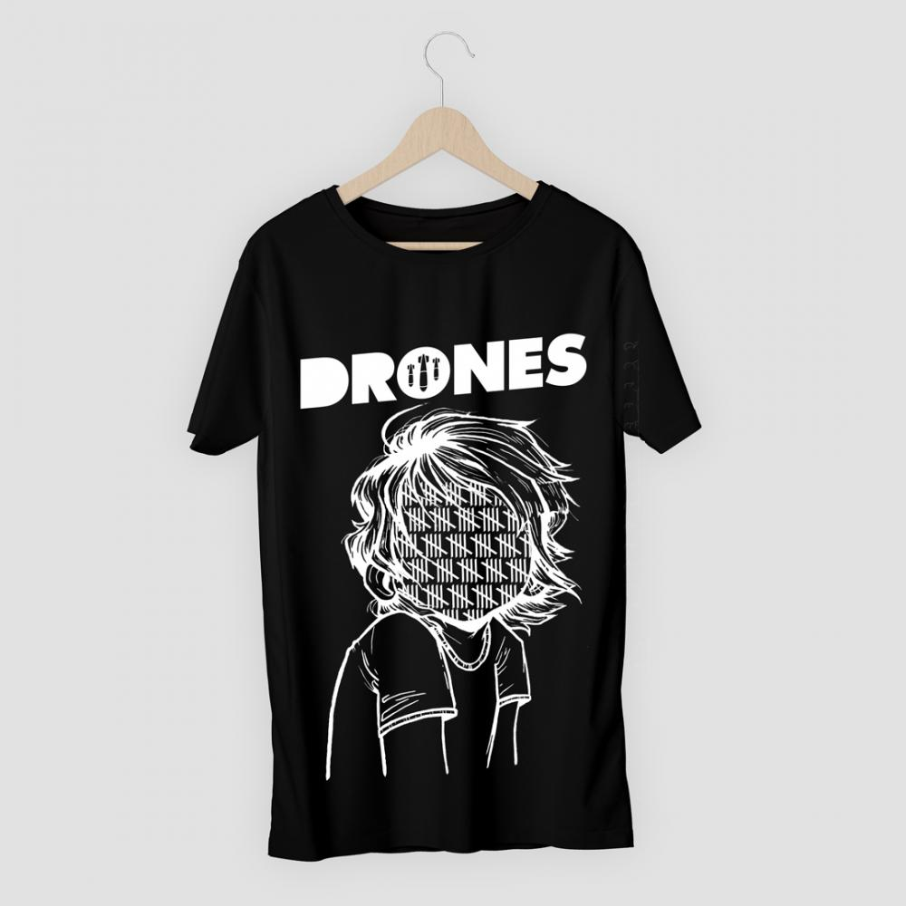 Buy Online Drones - Tally T-Shirt