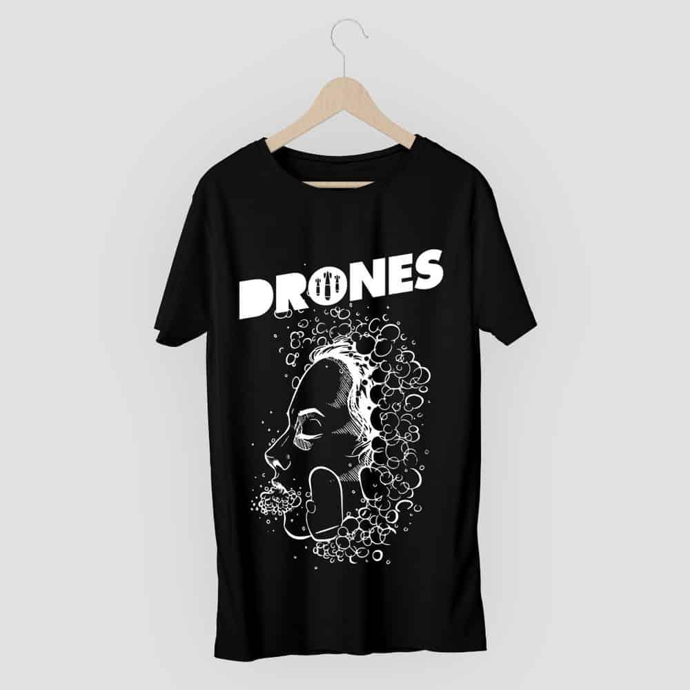 Buy Online Drones - Anchors T-Shirt