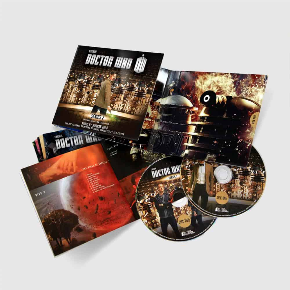 Buy Online Doctor Who Soundtrack - Doctor Who Series 7: Limited Edition