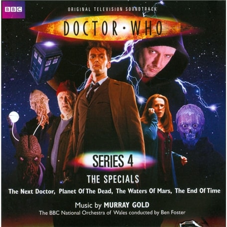 Buy Online BBC National Orchestra Of Wales - Doctor Who (Series 4 - The Specials/Original Soundtrack)