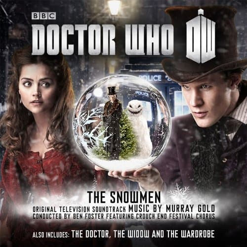 Buy Online Doctor Who Soundtrack - The Snowmen / The Doctor, The Widow and The Wardrobe