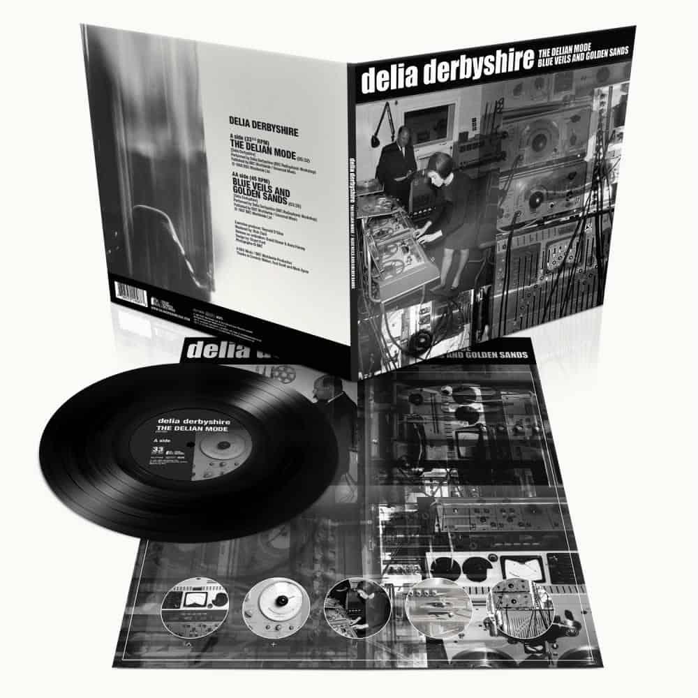 Buy Online Doctor Who Soundtrack - Delia Derbyshire 7